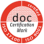 ISO 9001 and ISO 17100 Certified